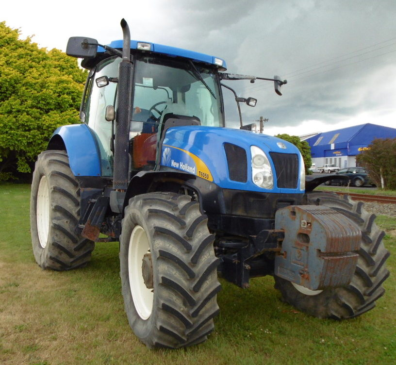 S/H New Holland T6050 Supersteer