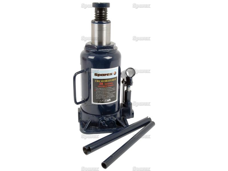 Sparex Hydraulic Bottle Jack